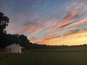 glamping_dorset_homefarm_camping_sunset_tarrant_gunville